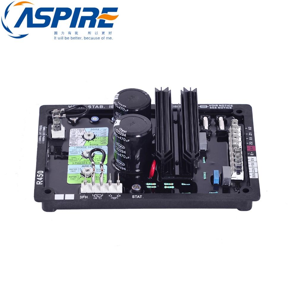 Generator Alternator AVR R450