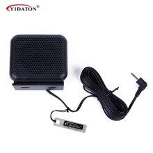 Walkie Talkie Динамік Автомобільний Радіо Зовнішній Динамік P600 Для Yaesu Kenwood ICOM Мобільний Радіо двостороння радіо