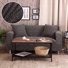 Melange strick schonbezug universal stretch Sofa abdeckung Große Elastizität Couch abdeckung Sofa sofa Funiture Abdeckung Handtuch wrap