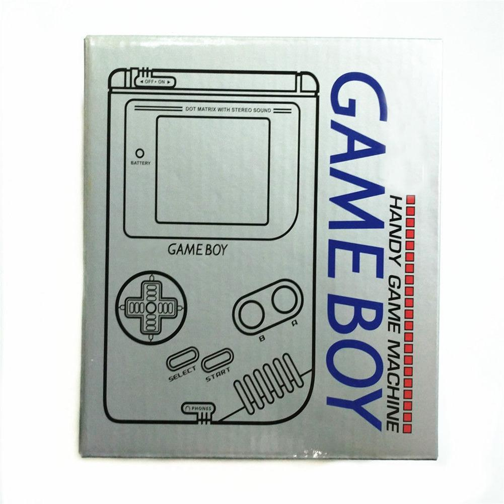 Paper Controller Package Protector Game Console Box Case For Nintendo GameBoy Game Accessory