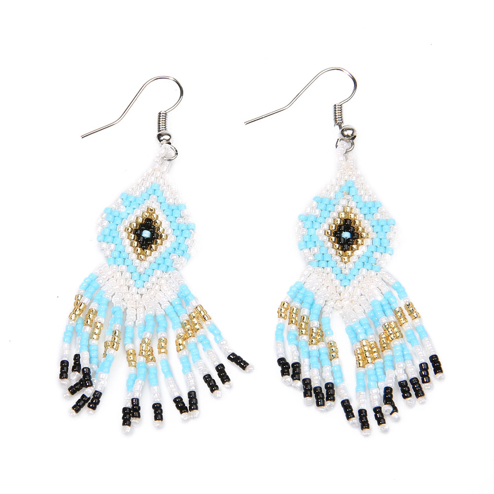 Beaded Earring Patterns For Beginners Interesting Design Inspiration