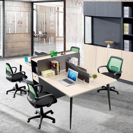 Escritorios de oficina panel de muebles de oficina muebles - Muebles de ordenador ...