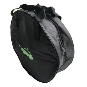 Image 3 - Deligreen EV Sacchetto Per Auto Elettrica Del Veicolo Elettrico borsa per il trasporto per EVSE Portatile Cavo di ricarica Ricarica Attrezzature Contenitore