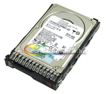 for HP Server 652583-B21 600GB 600 GB SAS Hard Disk 6G 10K RPM 16MB SFF Enterprise 2.5 Inch Hot-Swap Drives + Tray Carrier Case