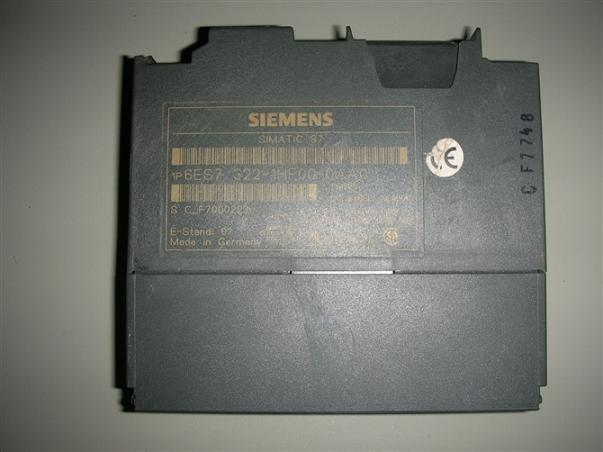 1PC USED * PLC6ES7322-1HF00-0AA0