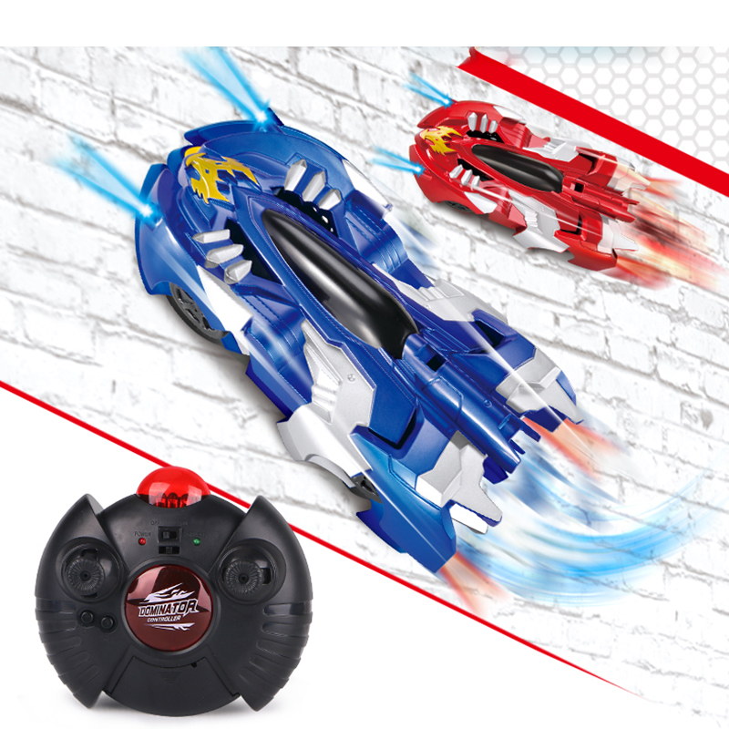 Rc Car Wall Climber Radio-controlled Cars Rc Car Charging Machines On The Control Panel Electric Car Toys For Children