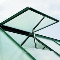 무료 배송 온실 자동 환기 온실 정원용 창 오프너