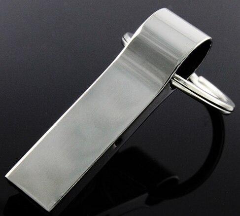 U disk metal usb flash drive 4gb 8gb pendrive 16gb USB stick 32 gb memory stick 64gb 128gb usb flash drive with key Ring