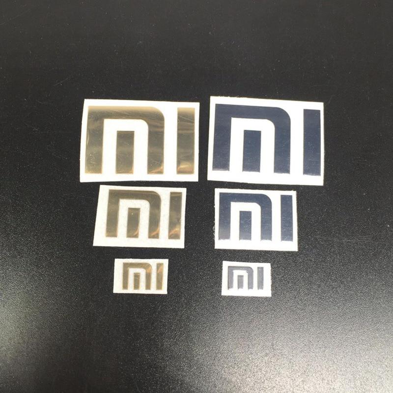 Similar Original Xiaomi Mi Logo Sticker Mi Sticker Xiaomi Logo Metal Sticker for Phone Case