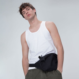 Image 3 - 2pcs/lot Youpin Youpin Cotton Smith Soft Bottoming Vest Soft Comfortable Sleeveless Vest for Men Indoor or Outdoor