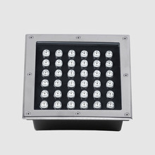 36 W AC85 ~ 265 V/DC12V, Poder Más Elevado LLEVÓ la Luz Subterráneo IP65 Impermeable Al Aire Libre lamparas de pie, piso laminado