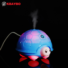 160ML Ultrasonic Humidifier USB Car Humidifier Mini Aroma Essential Oil Diffuser Aromatherapy Mist Maker Home Office
