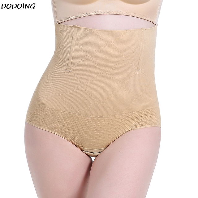 94df692415 Body Shapers Women High Waist Shapewear Butt Lifter Trimmer hip enhancer  Corset Girdle Panties Women Tummy Control Underwear