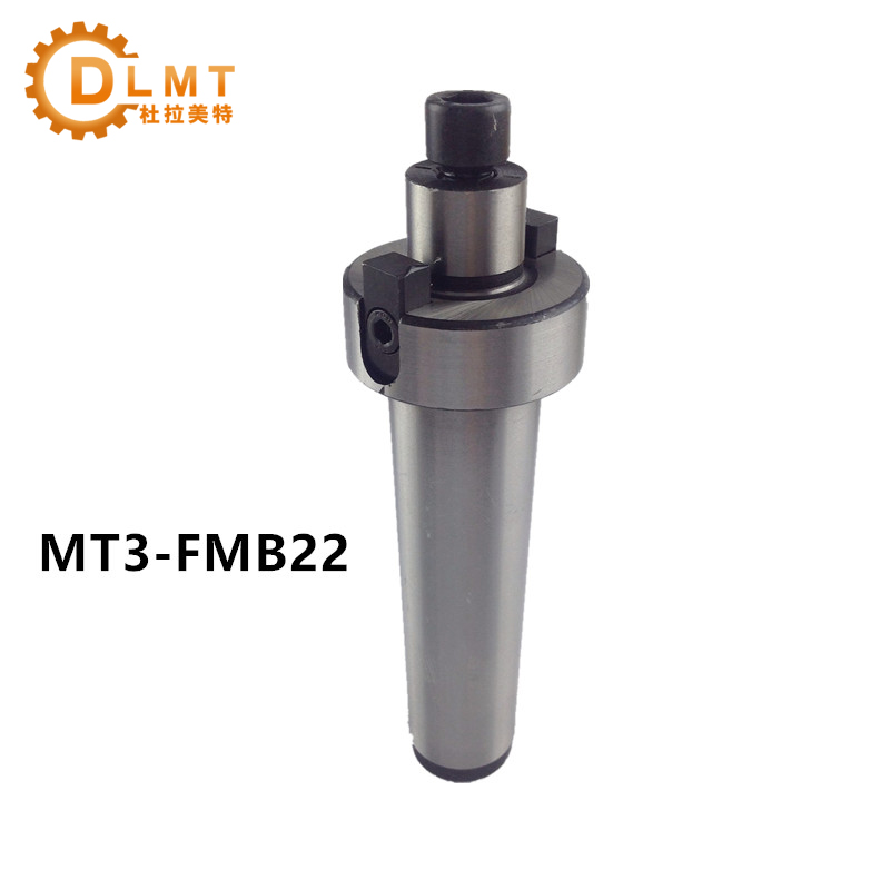 """MT3 FMB22 M12 MT4 FMB22 M16 MT2 FMB22 M10 """"Combi Shell Mill Arbor - Staklės ir priedai - Nuotrauka 4"""