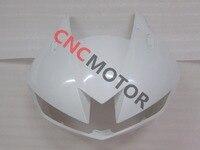 Unpainted Front Upper Fairing Cowl Nose Left And Right Side Bodyowrk Kit For HONDA CBR600RR 2013