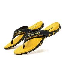 2017 Ocasionales de Los Hombres Sandalias Zapatillas de Verano Flip Flop Sandalias de Playa Zapatos de Plataforma de Goma de Tiempo Libre Para Hombres sandalias mujer
