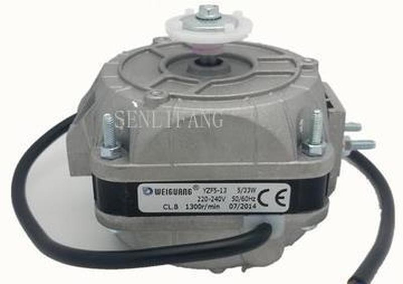100% New For Good Working High-quality For Refrigerator YZF 5-13 YZF5-13 33W Fan Motor Free Shipping