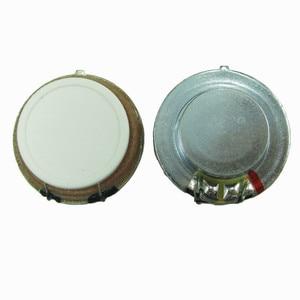 Image 4 - Tenghong 2pcs 27MM Resonance Speaker 4 Ohm 3W Audio Portable Flat Vibration Speakers For Blood Massage Stereo Loudspeaker DIY