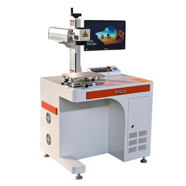 3d Mopa Laser Marking Color Jewelry Ring Watch Mini Fiber Laser Marking Machine Price