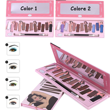 Makeup Matte Eyeshadow Palette 12 Color Glitter Eyeshadow The Nude Minerals Powder Pigment Cosmetics Shimmer Shadow Palette