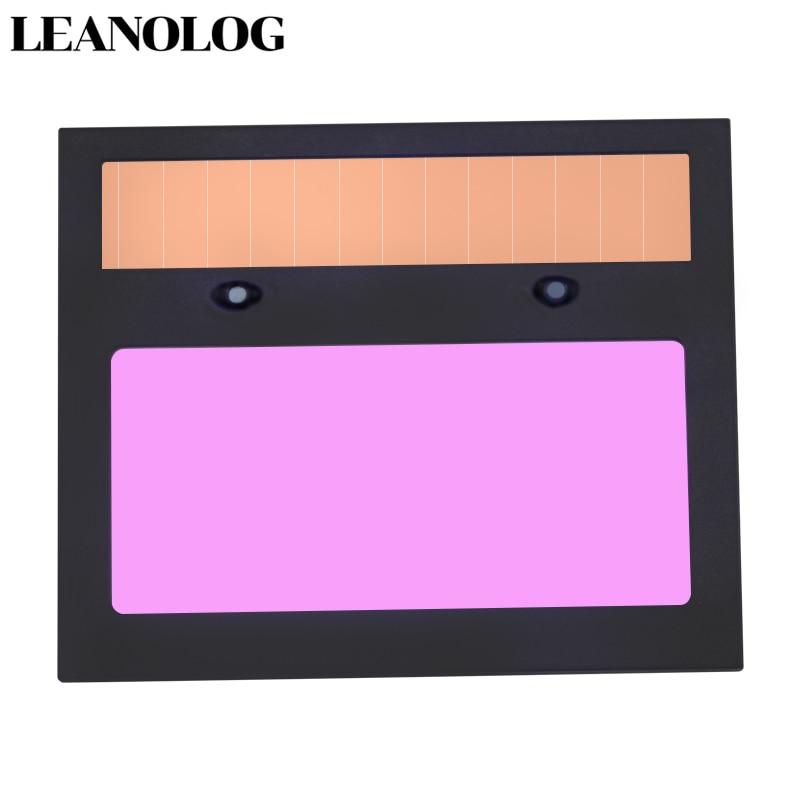 LI Battery Solar Auto Darkening/shading Welding Filter Lens For The Welding Mask And Welding Helmet