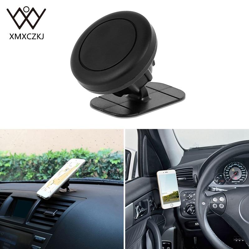 Magnetisk biltelefonhållare XMXCZKJ 360 rotation bilhållare - Reservdelar och tillbehör för mobiltelefoner