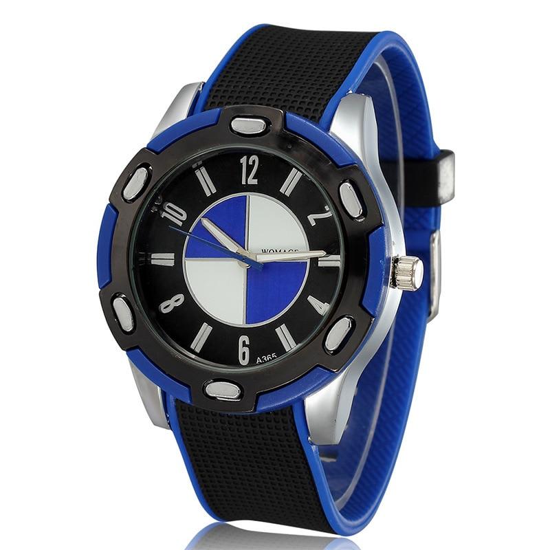 Relogio Masculino Sports Watches Men Fashion Silicone Clock Men's Military Quartz Casaual Wristwatch Hodinky Ceasuri Saat