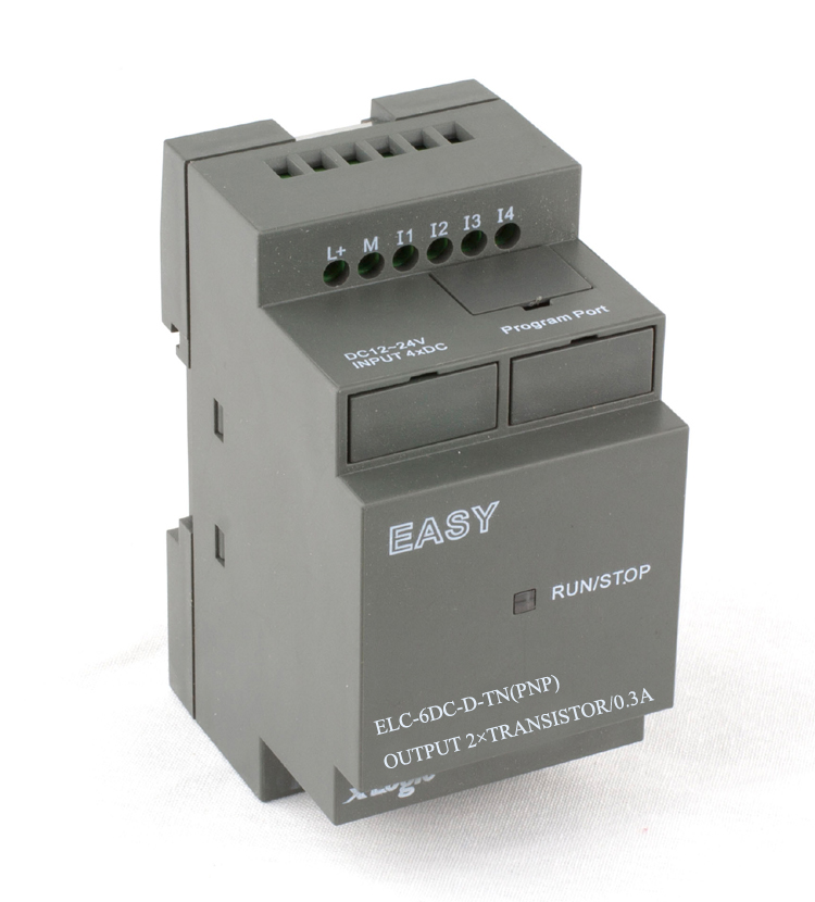 Smart Relay,micro Automation Solution Provider, Programmable Logic Controller ELC-6DC-D-TN