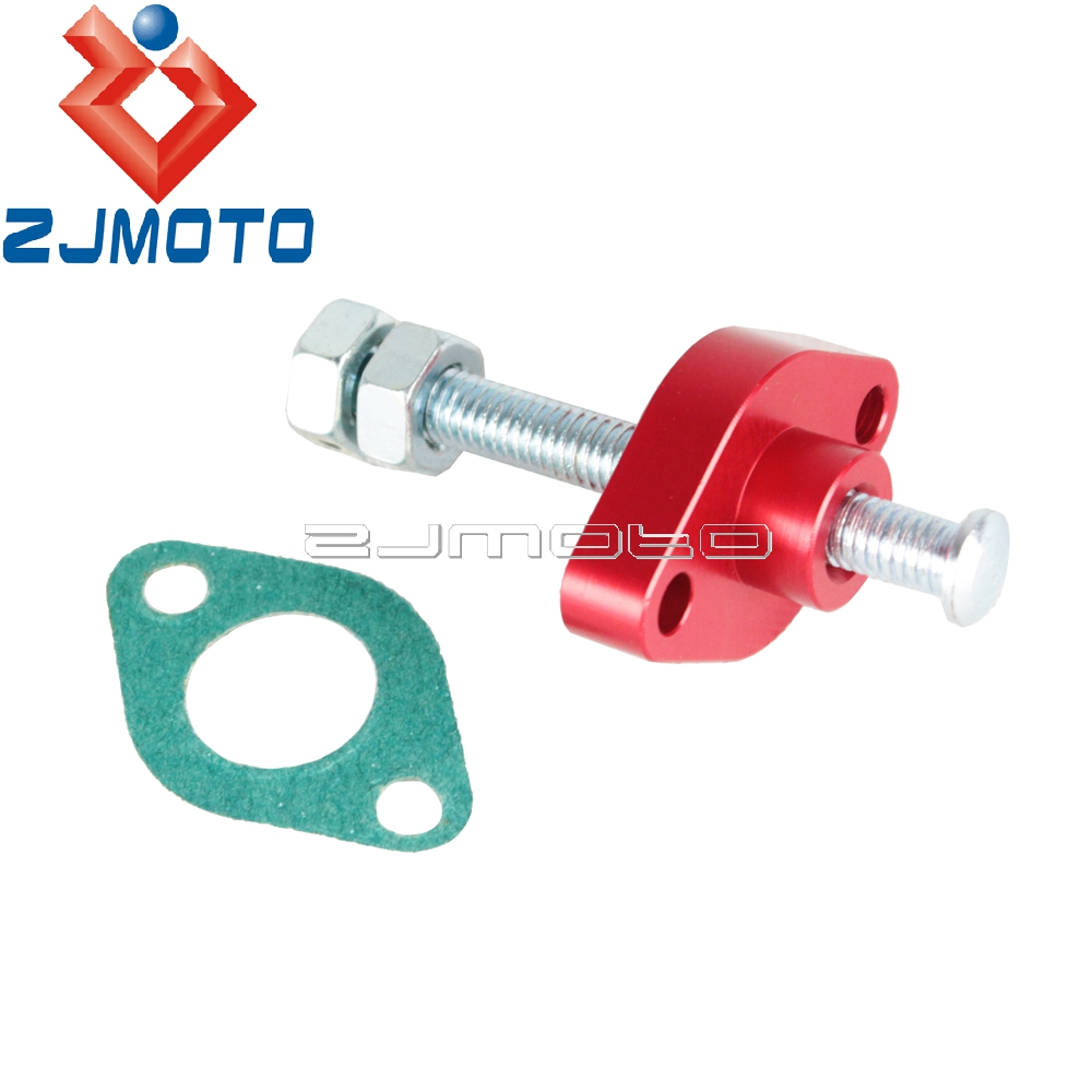 Red Street Racing Manual Cam Timing Chain Tensioner For Suzuki Sv 650 99 07 Gn 250 82 83 85 88 Gs 500e F 89 08 In Crankshafts From Automobiles Motorcycles