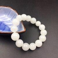 Натуральный белый yu ювелирный браслет подарит Вашей жены хороший подарок/