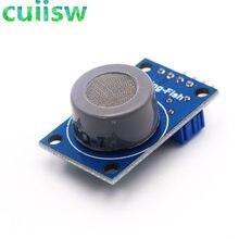Pcs New MQ-7 1 MQ7 Monóxido De Carbono CO Sensor de Gás Módulo De Detecção Para arduino
