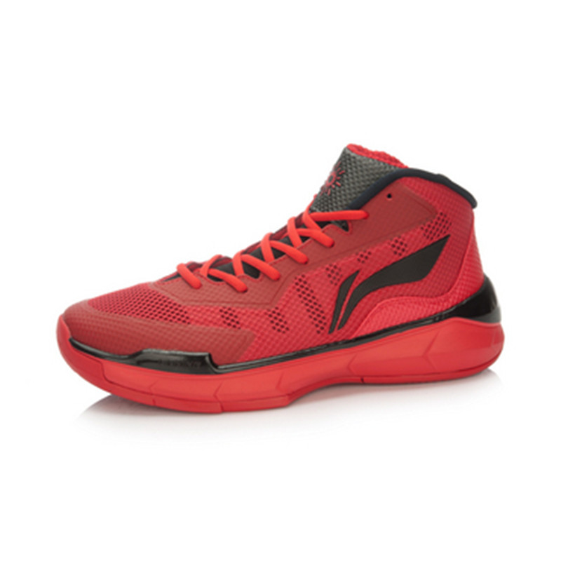 LI-NING Original New Arrival 2016 Men Basketball Shoes Breathable Light Sneakers Support Stability Footwear Sports Shoes ABFL013 li ning original men sonic v turner player edition basketball shoes li ning cloud cushion sneakers tpu sports shoes abam099