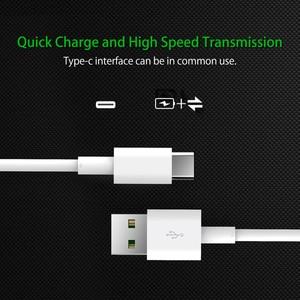 Image 2 - ORICO USB tipo c Cabo de Carregamento 5A QC 3.0 & Fio de Sincronização de Dados de Carregamento Do Telefone tablet Acessórios para oneplus 6 t tipo c cabo xiaomi