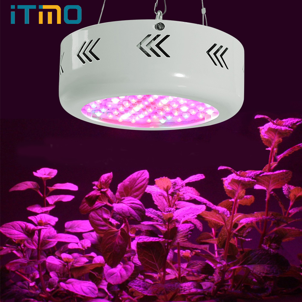 ITimo Full Spectrum LED Grow Lights 216W Greenhouse Hydroponics Spotlight Indoor Plant Flower Vegetable Growing Lamp Growth Bulb full spectrum led grow lights 360w led hydroponic lamp for indoor plants growth vegetable greenhouse plants grow light russian