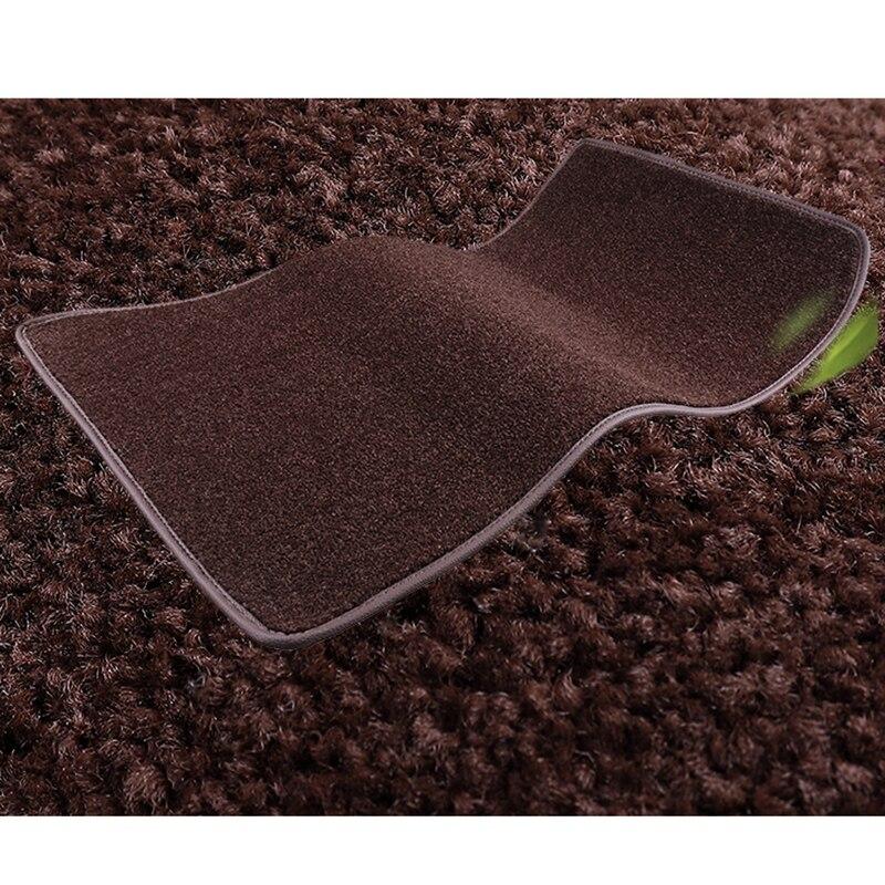 WLMWL tapis de sol de voiture pour Audi tous les modèles a3 8 v a4 b6 b9 b8 c7 q5 a5 a6 c6 q7 q3 voiture style auto coussin housses de tapis de voiture - 4