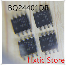 NEW 10PCS/LOT BQ24401DR BQ24401 SOP-8 IC