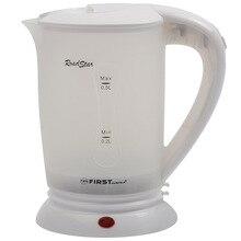 Чайник электрический FIRST FA-5425-2-WI (мощность - 700 Вт, корпус - пластик, объем 0.5 л., защита от перегрева)