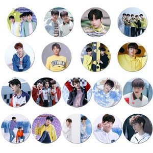 Kpop TXT The Dream Chapter Badge Brooch Chest Pin Gift Fans Brooches The Dream Chapter STAR Soobin(China)