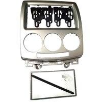 For Mazda 5 Premacy 2005+ Fascia Radio Refitting Dash 2 Din Cd Dvd Stereo Panel Mount Install Kit Face