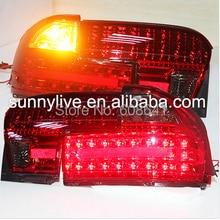Для PROTON Wira светодиодный задний фонарь 1992 год красная модель