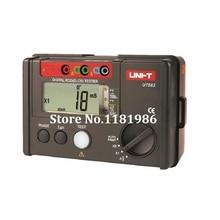 UNI-T UT582 Digital Multimeter RCD (ELCB) Tester AUTO RAMP Leakage Circuit Breaker Meter/Leakage Protection Switch Tester стоимость