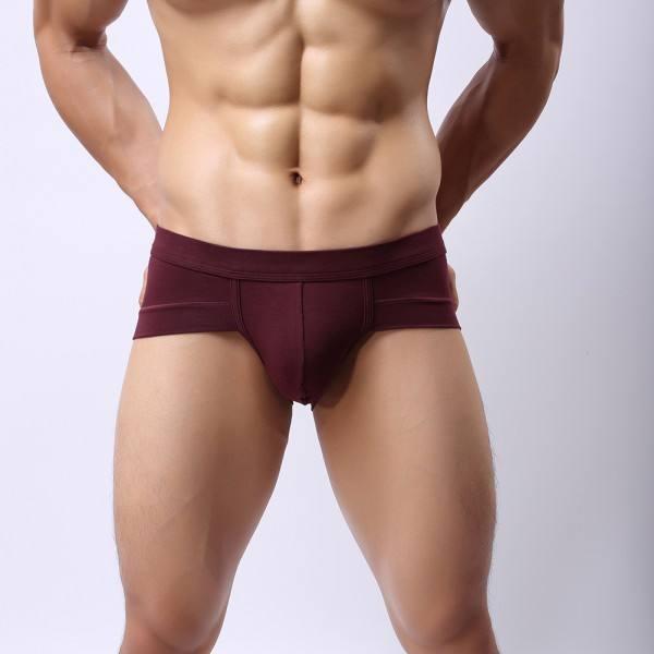Sexy Men Male Bulge Pouch Underwear Boxer Trunks Shorts Underpants M -XXL 17 Colors  H8