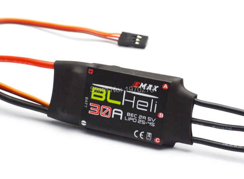 30A BLHeli 2 S-4 S CES eléctrico controlador de velocidad para 450X500X525 FPV Quadcopter