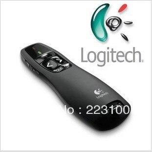 JSHFEI 2.4 ghz wireles R400 USB Sans Fil RF contrôle de Powerpoint À Distance IR PPT Présentateur présentation gros LAZER stylo
