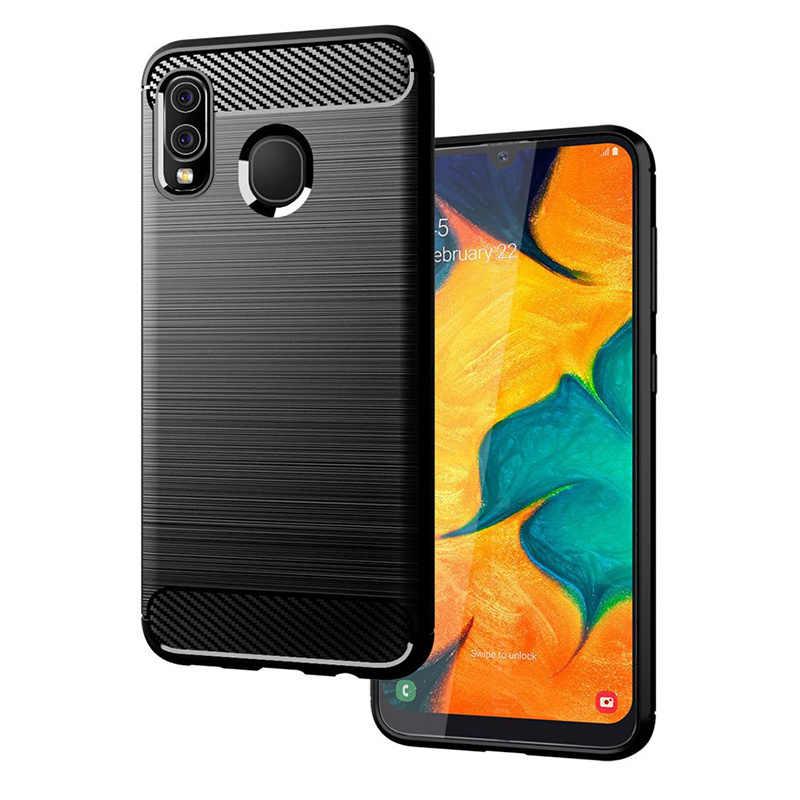 Новинка для samsung Galaxy A10 A20 A30Case мраморный чехол для телефона samsung держатель силиконовая лента