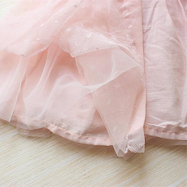 Beautiful Bow Baby Girl Dress
