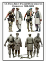 1/35 Resin Model Assembly Model Second World War  soldiers Figure Resin Model Kit Free Shipping