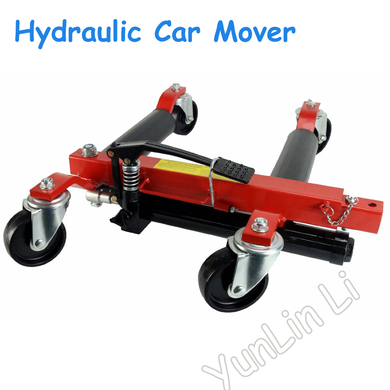 Hydraulic Car Moving Machine Universal Wheel Car Mover