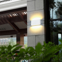 14W 8W LED Wall Light Aluminum Dimmable Outdoor Indoors LED Wall Lamp 5 Years Warranty Free Shipping