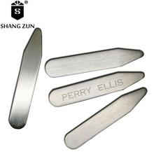 SHANG ZUN 4 шт. Поверхностно-проволочные кости из нержавеющей стали  смешанные в 2 размерах  без